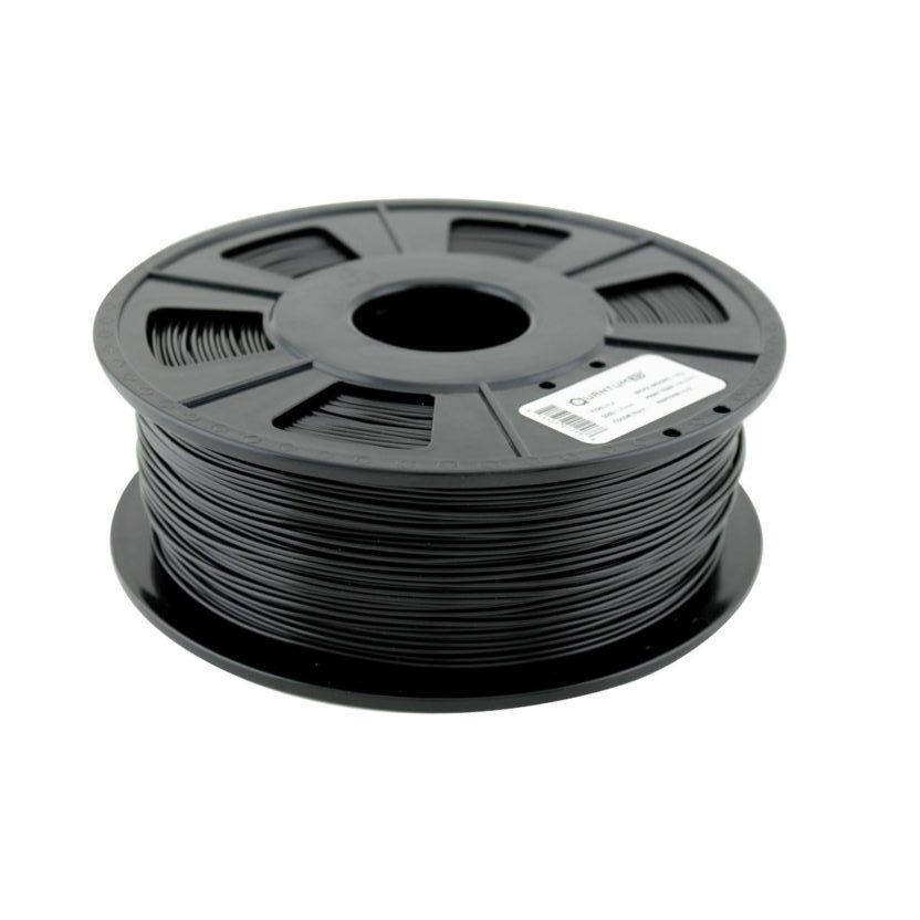 Black 1.75 Mm ABS PRO 3D Printing Filament (1.0 Kg Roll