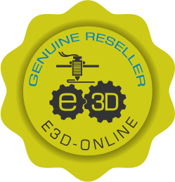 E3D Reseller Badge